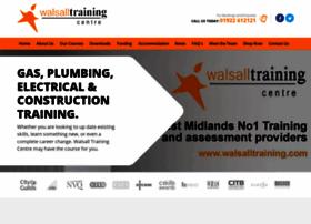 walsalltraining.com