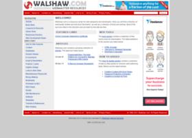walshaw.com