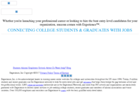 walshcollege.experience.com
