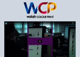 walshcolourprint.com