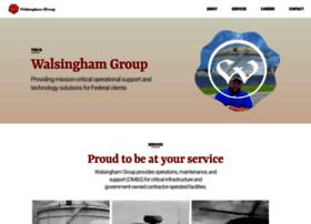 walsinghamgroup.com