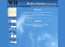 walterharder.ca