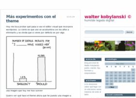 walterkobylanski.com