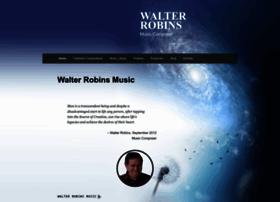 walterrobinsmusic.com