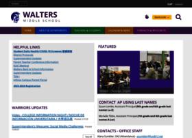 walters-fusd-ca.schoolloop.com