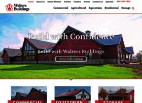 waltersbuildings.com