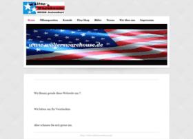walterswarehouse.de