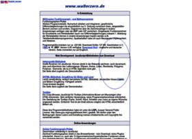 walterzorn.de