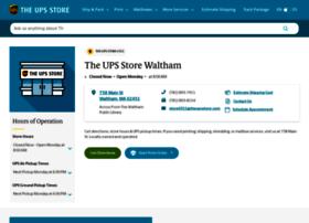 waltham-ma-0311.theupsstorelocal.com