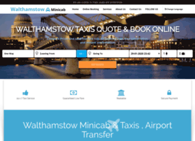walthamstow-minicab.co.uk