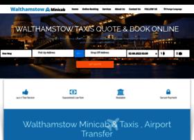walthamstow-minicab.co.uk
