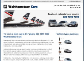 walthamstowcars.co.uk