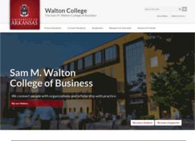 walton.uark.edu
