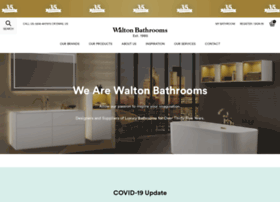 waltonbathrooms.co.uk