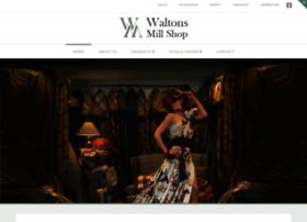 waltonsmillshop.co.uk