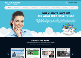 waltonstreetwebdesign.com