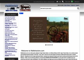 waltstractors.com