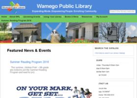 wamego.mykansaslibrary.org