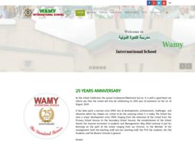 wamyinternationalschools.com