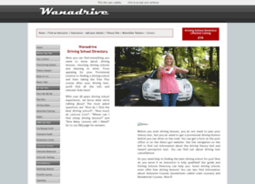 wanadrive.co.uk