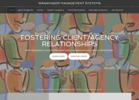 Wanamakerarms.com