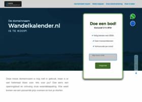 wandelkalender.nl