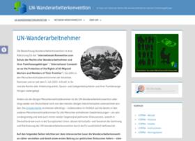 wanderarbeiterkonvention.de