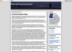 wandering-scientist.com