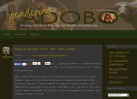 wanderingadobo.com