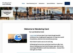 wanderingcarol.com