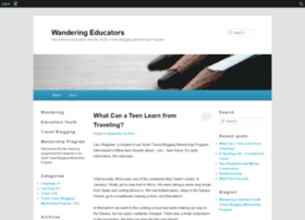 wanderingeducators.edublogs.org