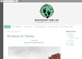 wanderingfamilies.com