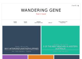 wanderinggene.com