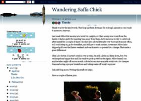 wanderingsaffachick.blogspot.com