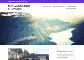 wanderingsheppard.com