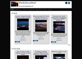 wanderlustatwork.com