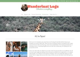 wanderlustlogs.com