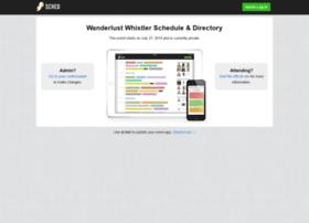 wanderlustwhistler2014.sched.org