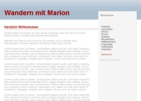 wandern-mit-marion.de