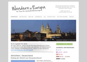 wandernineuropa.de