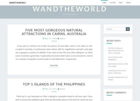 wandtheworld.com