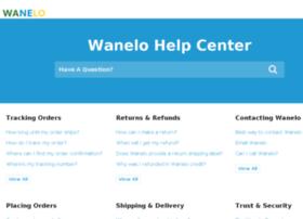 wanelo.desk.com