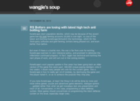 Wangjie.soup.io