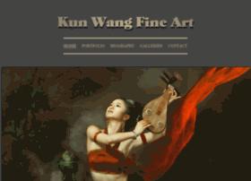 wangkunstudio.com