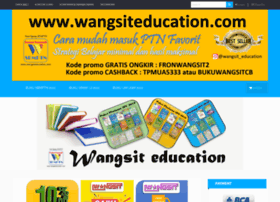 wangsiteducation.com