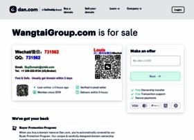 wangtaigroup.com