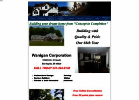 waniganbuilders.com