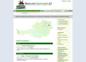 wann-ist-flohmarkt.at