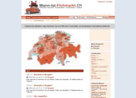 wann-ist-flohmarkt.ch