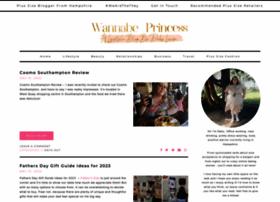 wannabeprincess.co.uk
